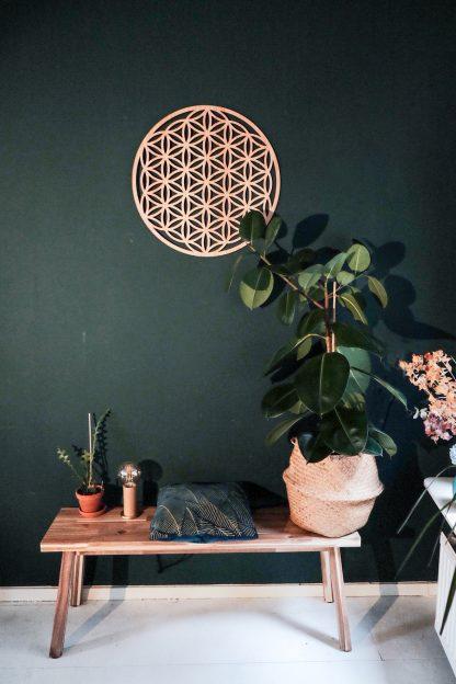 Big Wall Flower groene muur