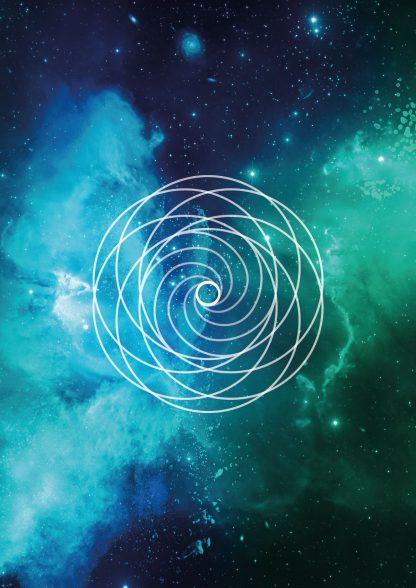 Golden Spiral poster