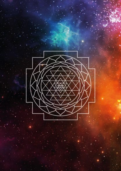 Affiche Sri Yantra